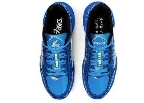 Who Remembers Megaman? ASICS sure does