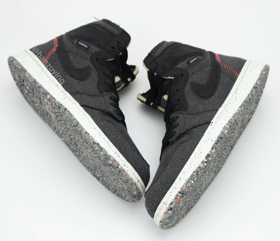 """Nike launches Air Jordan 1 High Zoom SH as part of the """"Move to ..."""