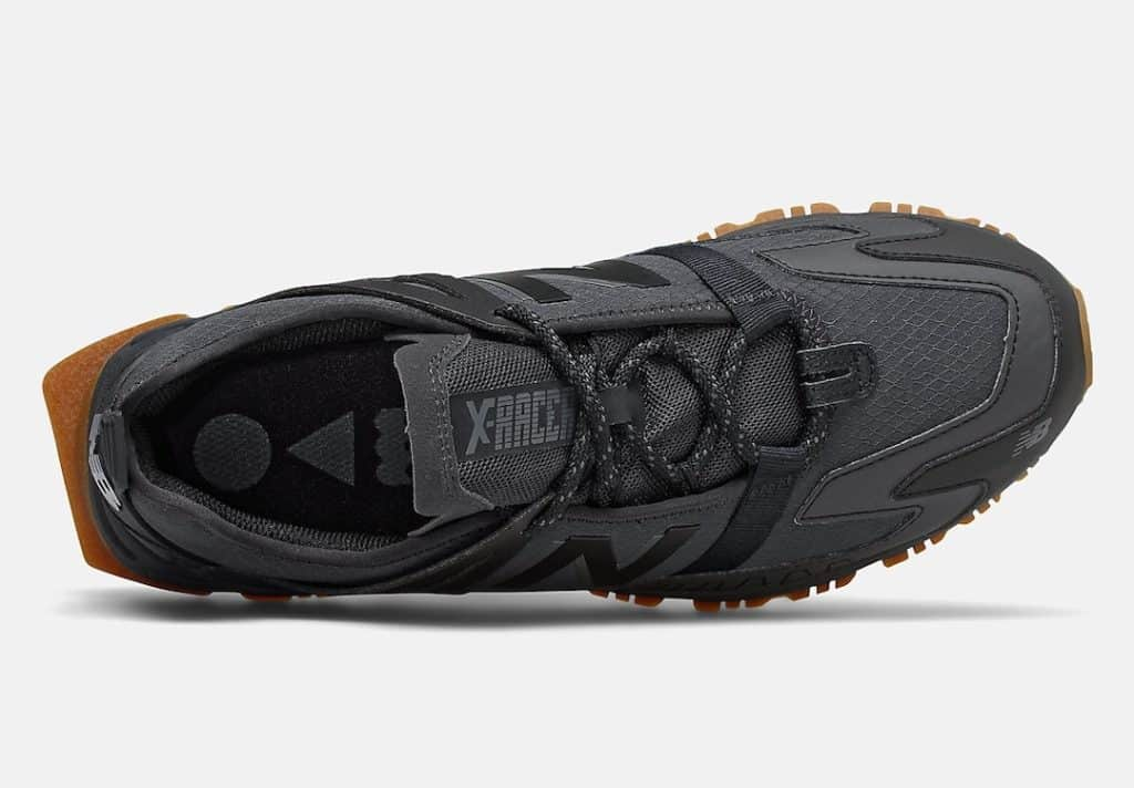 "New Balance XRCT ""Black Gum"""