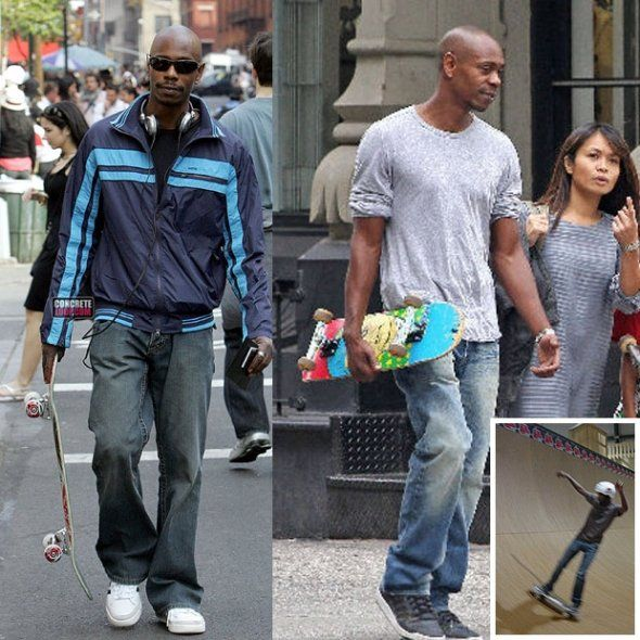 Celebrities Skateboarding – Celebs Who Can Skateboard
