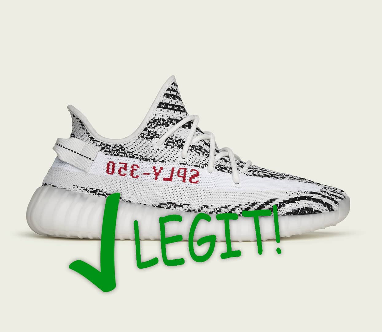 Yeezy or Feezy? How to Spot Fake Yeezy Boost 350 – Adidas Yeezy Boost 350