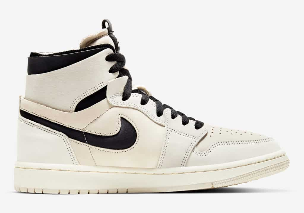 "The Air Jordan 1 Zoom CMFT Arrives in a Clean ""Sail"" Colorway"