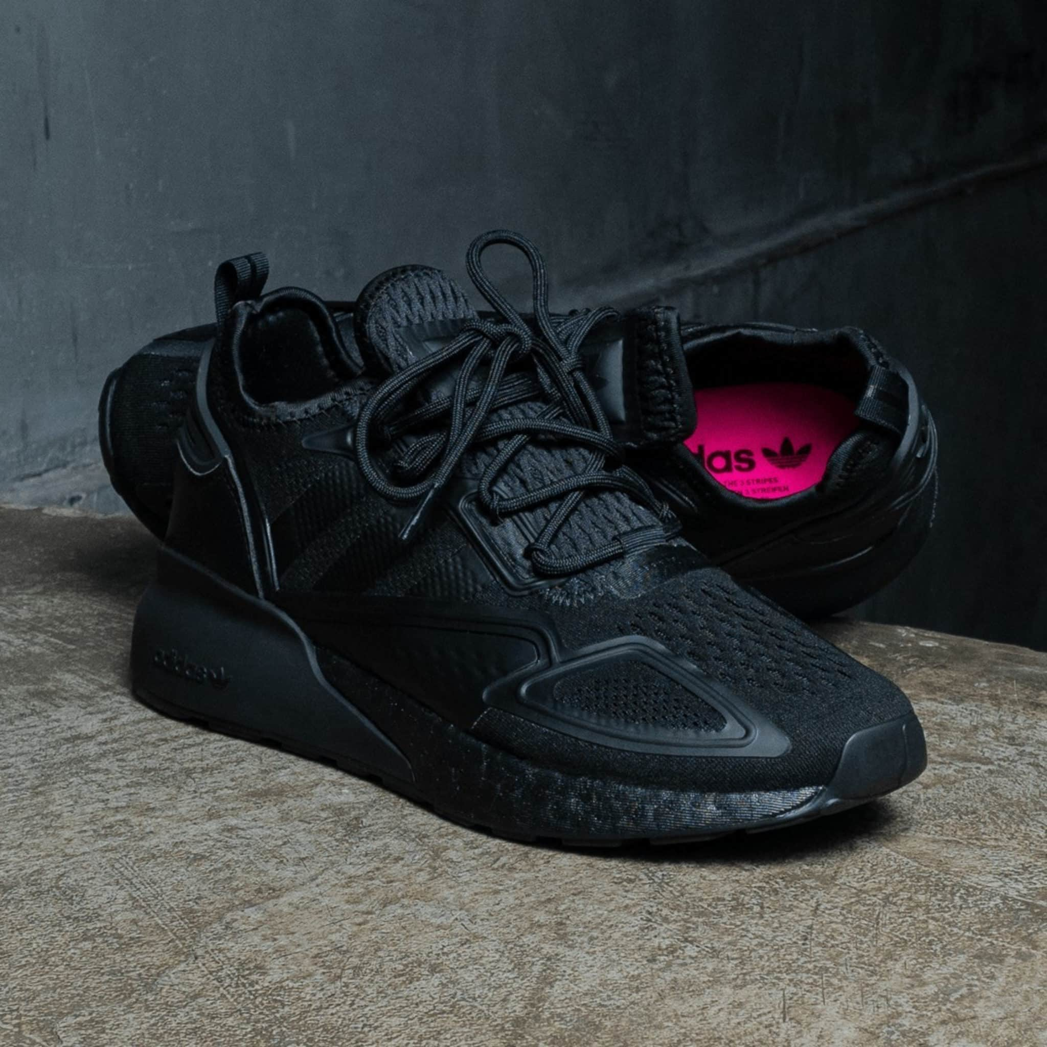 Adidas ZX 2K BOOST SHOES core black