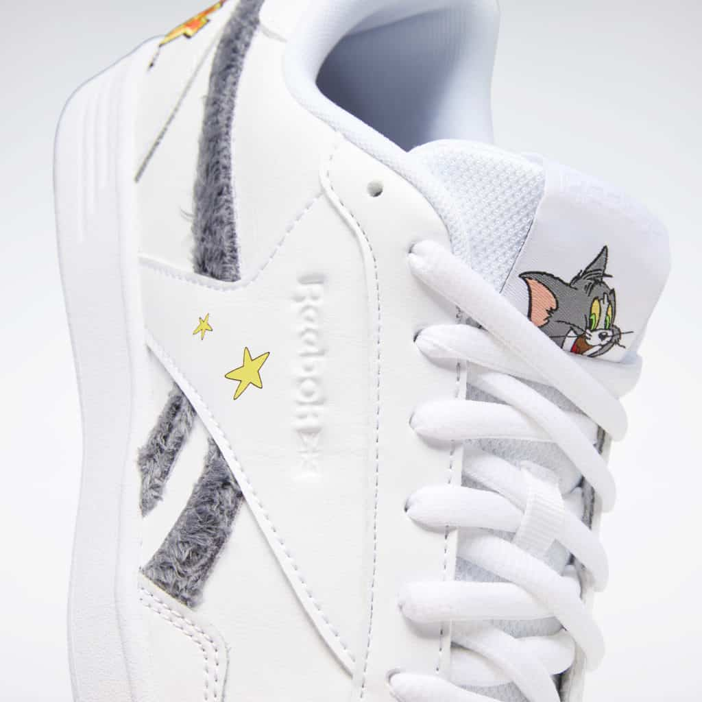 Droopy Is Part of the Second Reebok x Tom & Jerry Collection