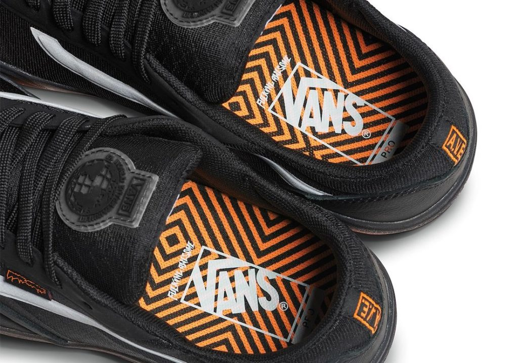 Vans and F*CKING AWESOME are at it again with the new Ave Pro