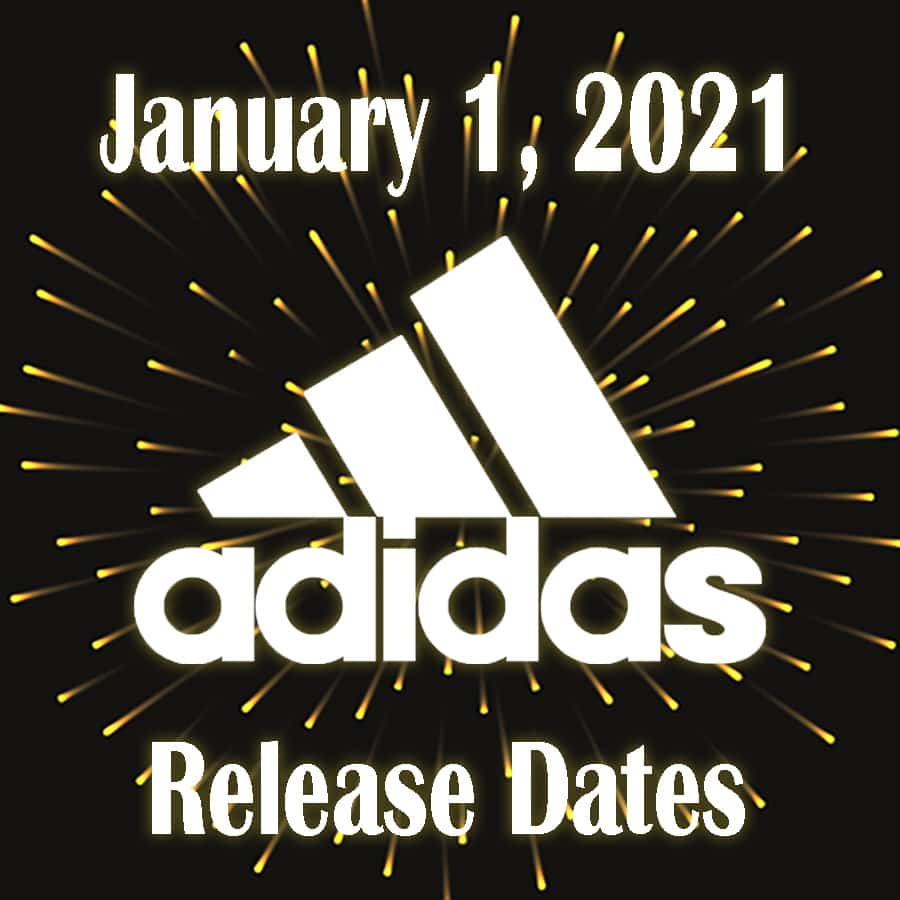 january 1 2021 adidas sneaker releases