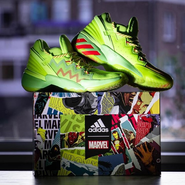 Adidas x marvel and the don join forces for issue #2