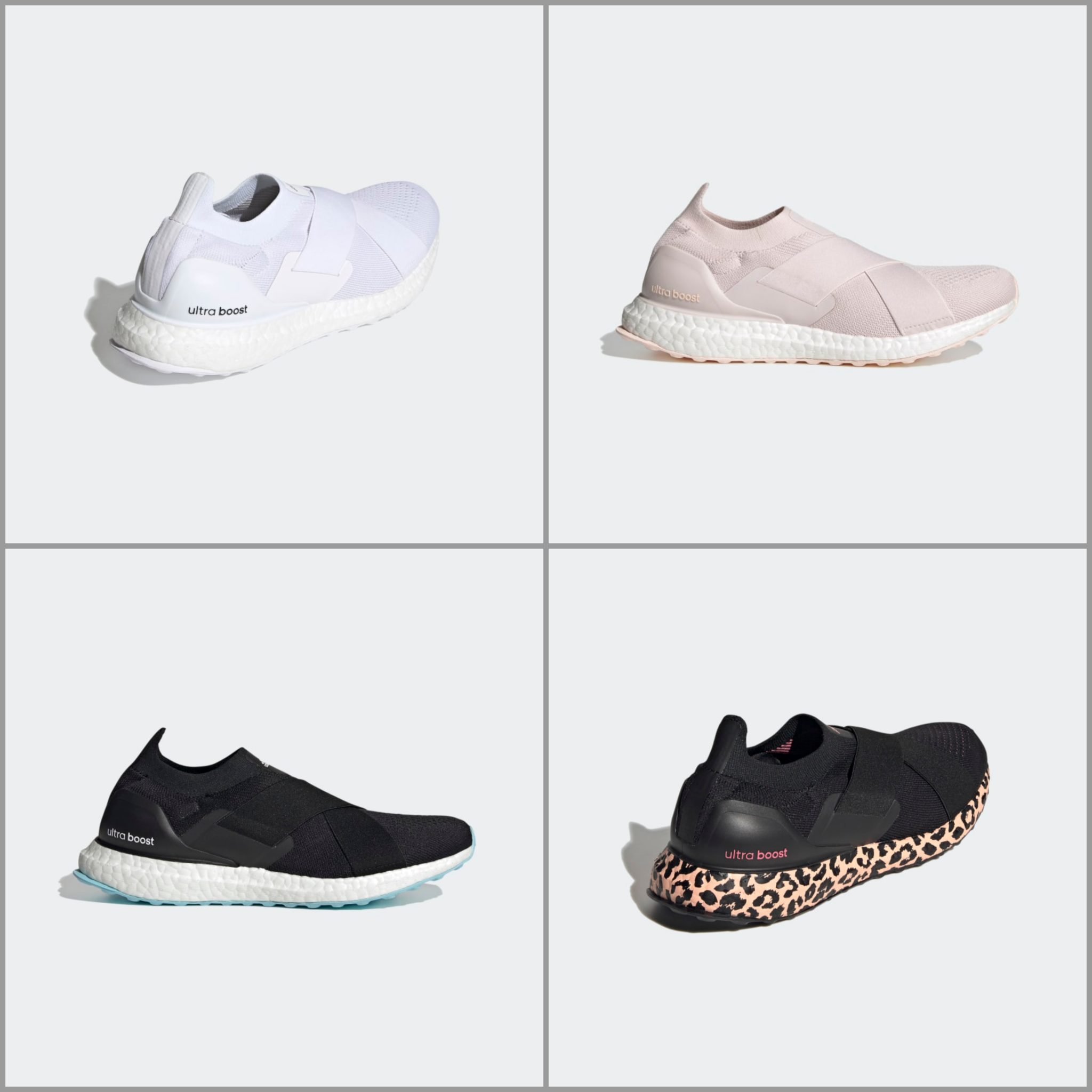 Adidas ultraboost dna slip on colorways