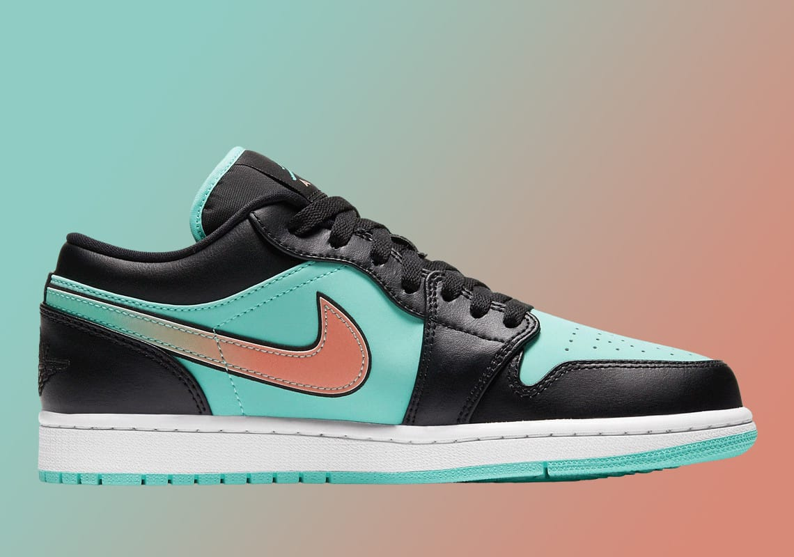 Air Jordan 1 Low tropical Twist Black release date