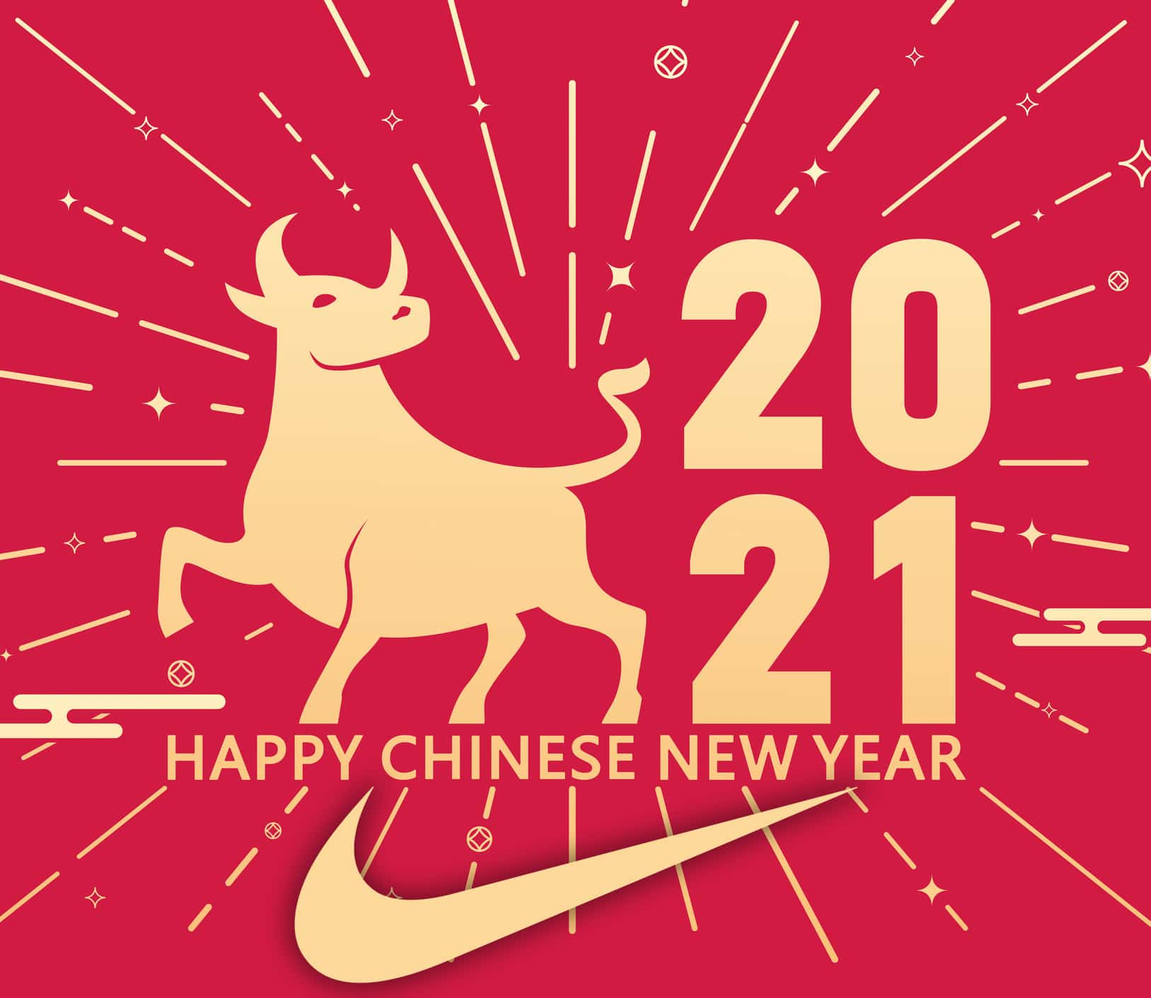 Nike Chinese New Year 2021 Collection