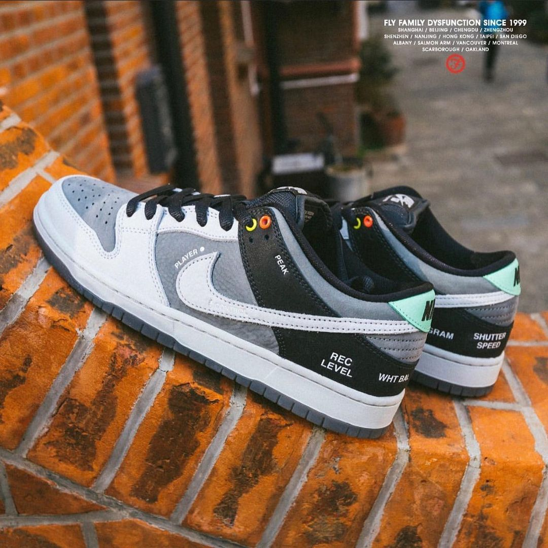Nike SB Dunk Low VX1000 Skate Shoes