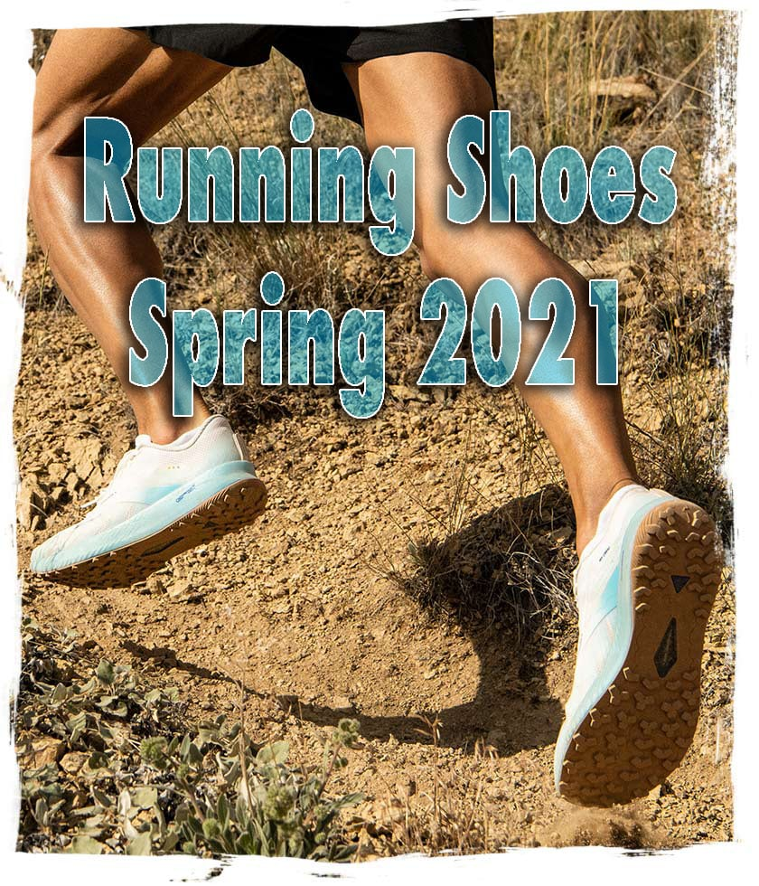 spring 2021 running shoes