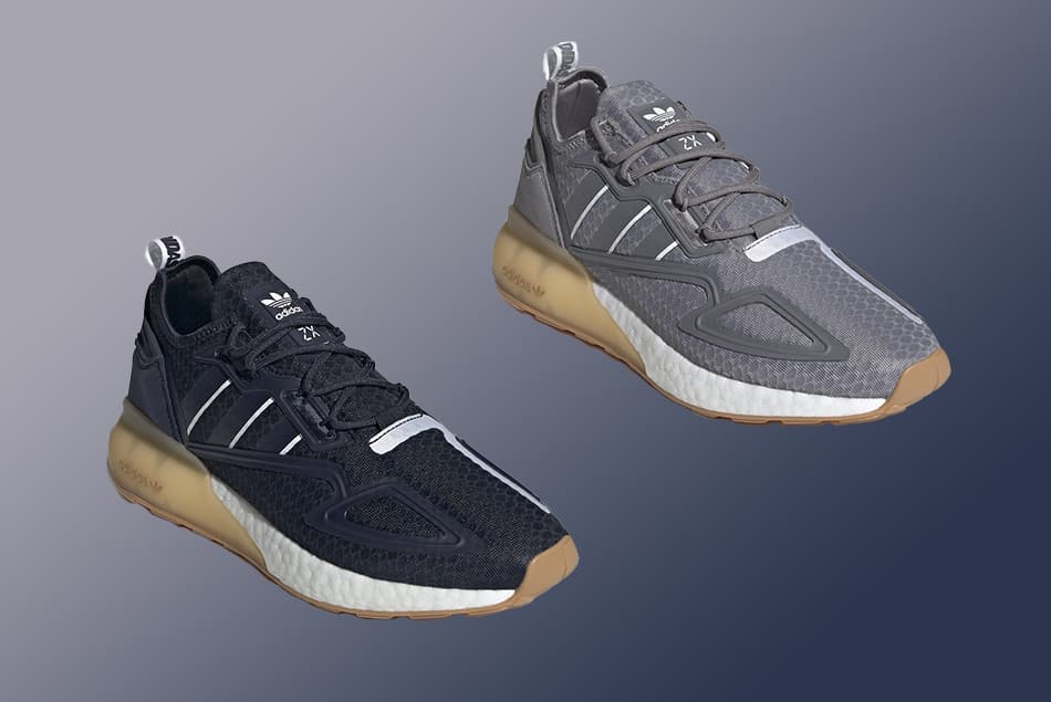 Adidas ZX 2K Grey Ink Release Date February 25