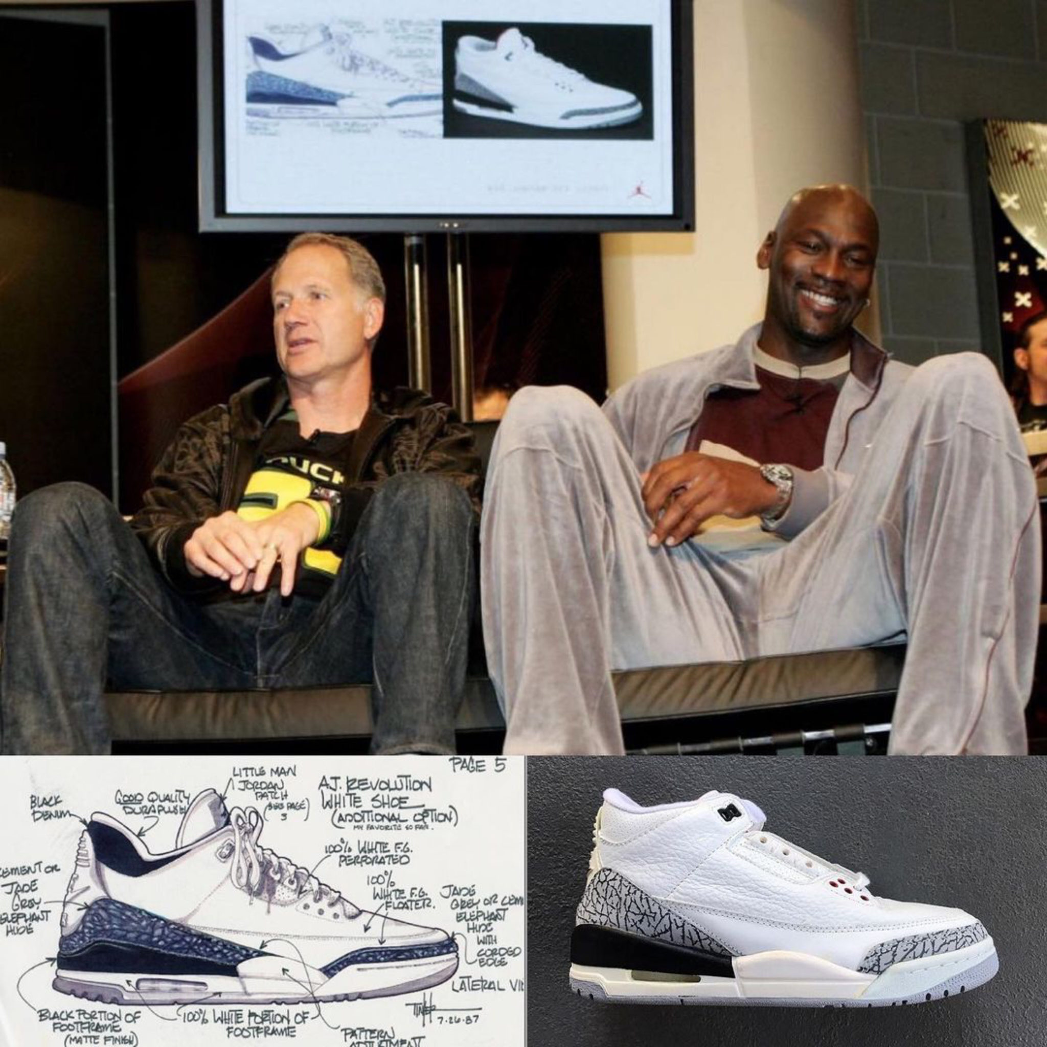 Everything You Need To Know About Tinker Hatfield