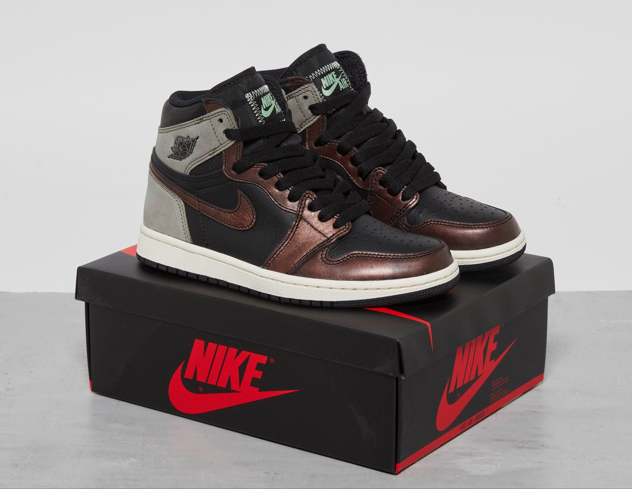 Air Jordan 1 Patina @brandon1an