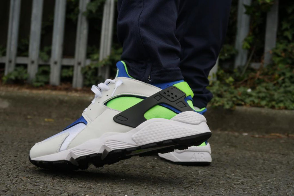 All You Need to Know About the Release of the Air Huarache Scream Green