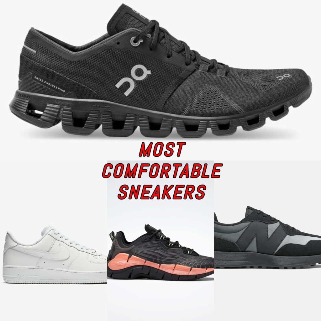 Top 5 Most Comfortable Sneakers