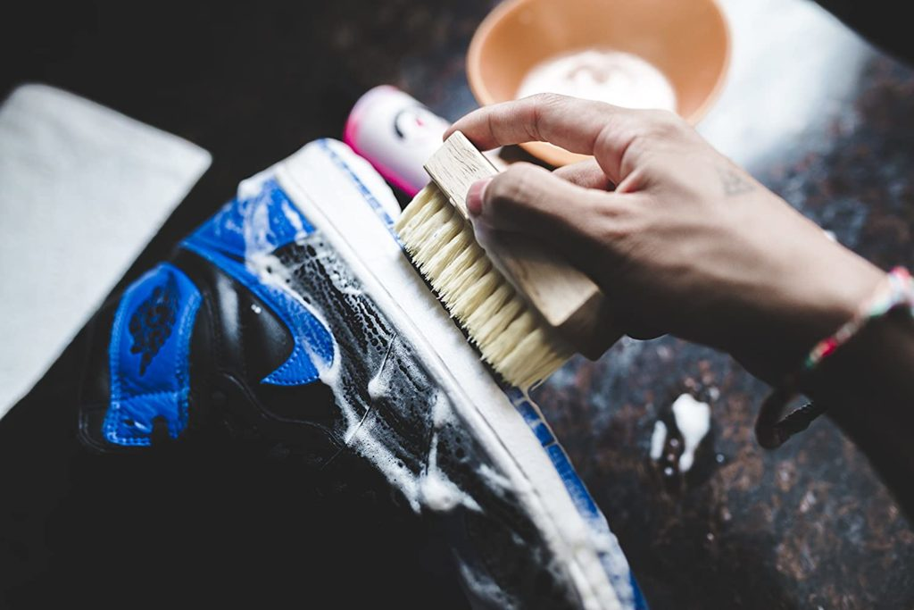 Keep your sneakers clean